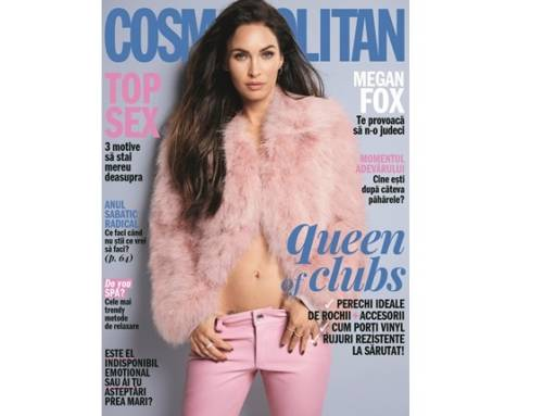 COSMOPOLITAN, IANUARIE 2018 REPORT BODY